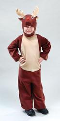 Toddlers Reindeer Costume