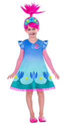 Trolls Movie 2 Poppy Girls Costume