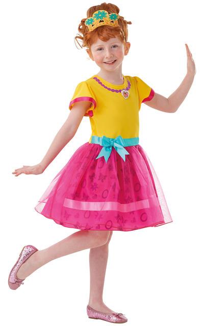 Fancy Nancy Clancy Girls Costume