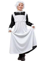 Girls Victorian Maid Costume