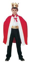 Kids King Robe Nativity Costume