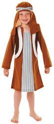 Kids Nativity Shepherd Costume
