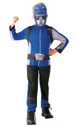 Blue Beast Morpher Costume