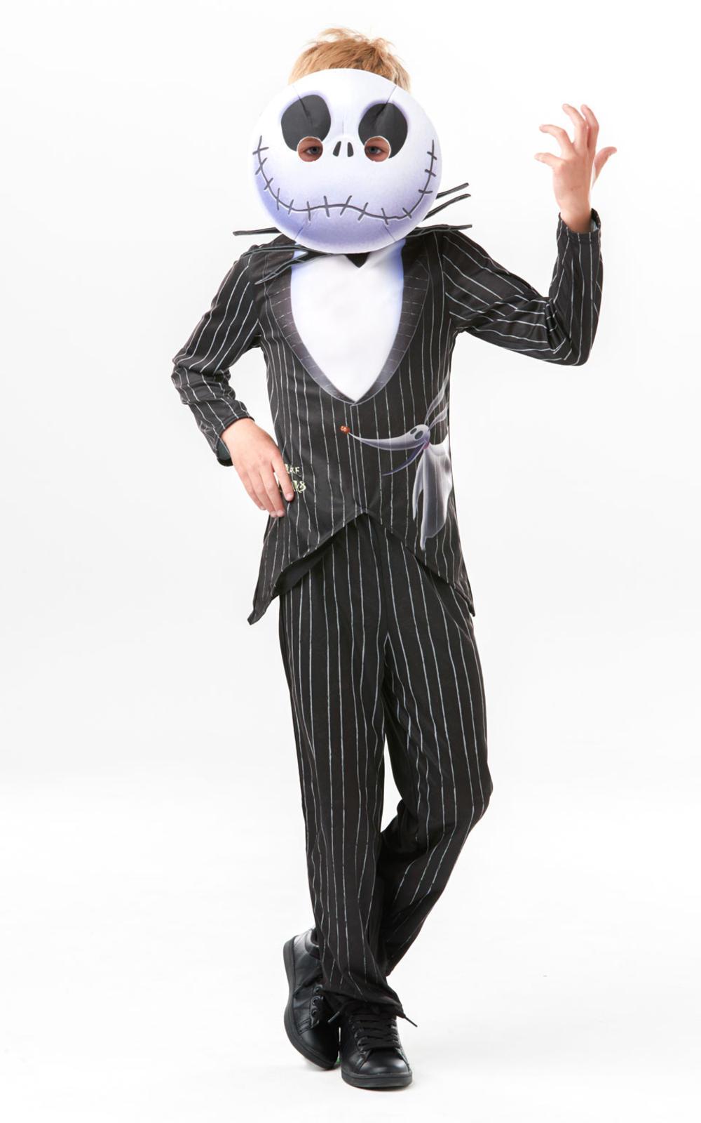 Boys Jack Skellington Costume