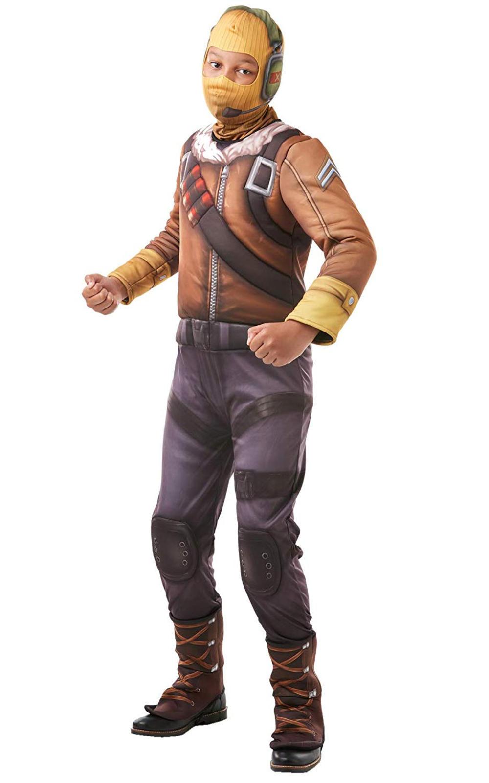Boys Fortnite Raptor Costume