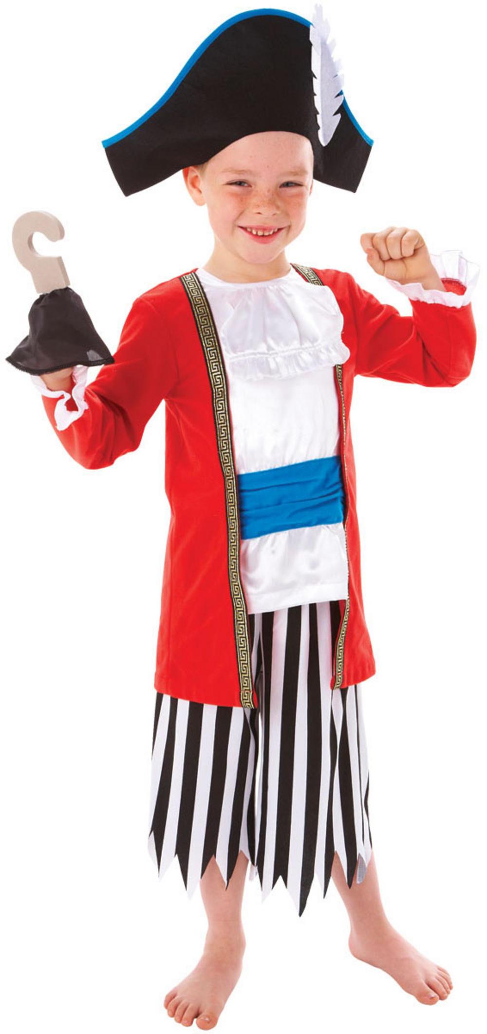 Captain Pirate Costume