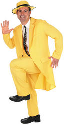 Yellow Zoot Suit Costume