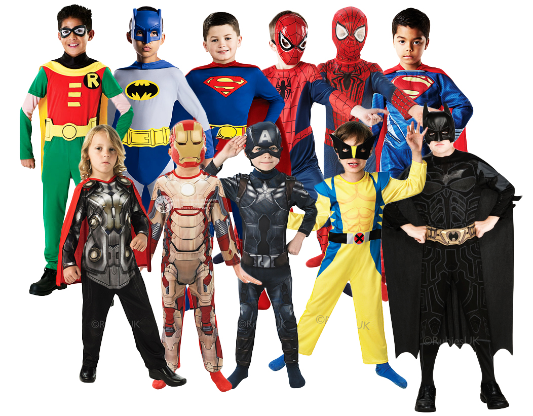DIY Superhero Costume Ideas for Kids Doing some DIY superhero costume for kids is a very good idea. Kids love superheroes, and the best part is that it can take quite a bit of time for you to find a costume on the store.