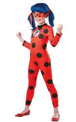Girls Deluxe Miraculous Ladybug