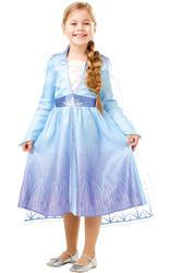 Girls Elsa Travel Dress
