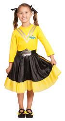 Girls Emma Wiggle Costume