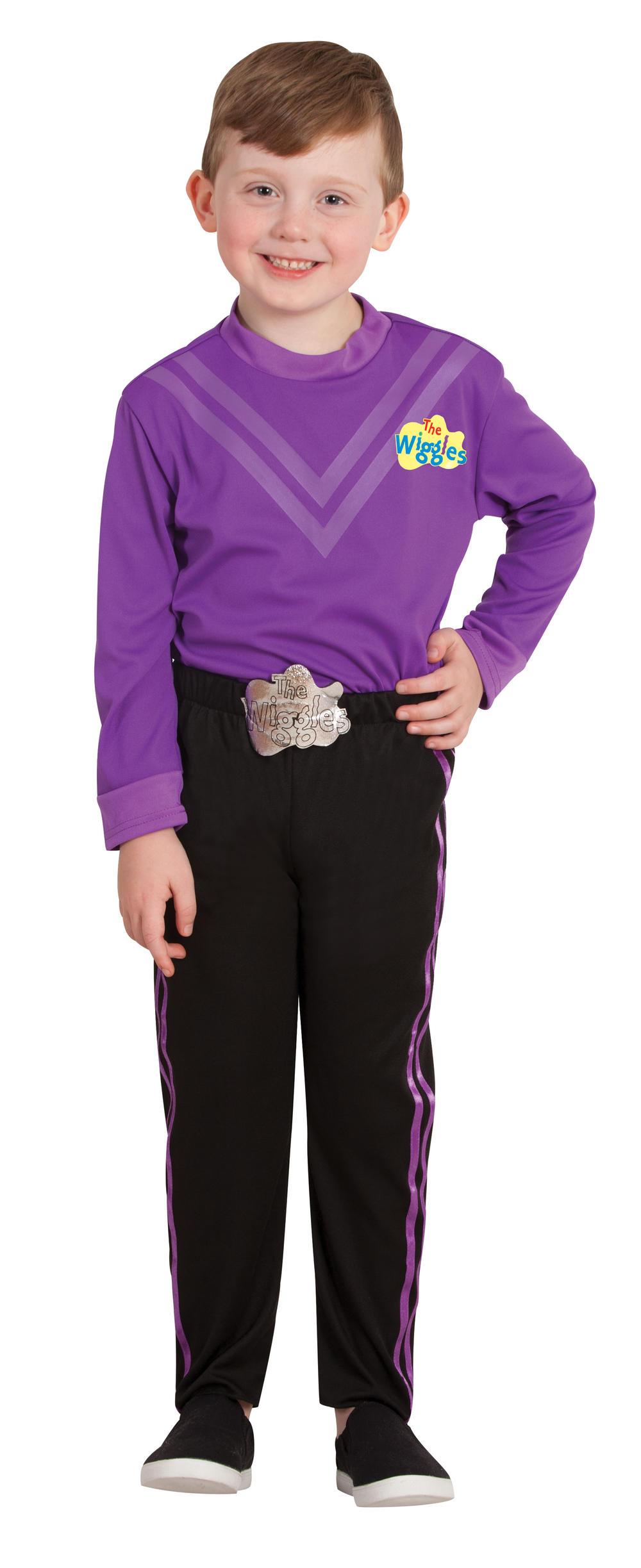 Boys Lachy Wiggle Costume