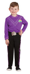 Boys Lachy Wiggle Costume