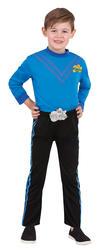 Boys Anthony Wiggle Costume