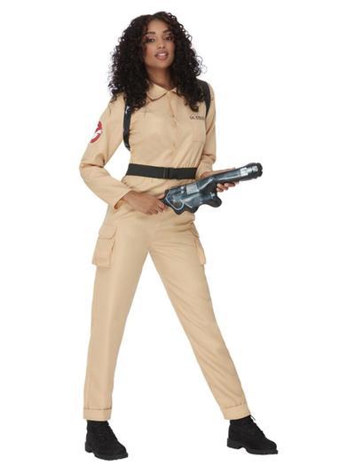Ladies Ghostbusters Costume