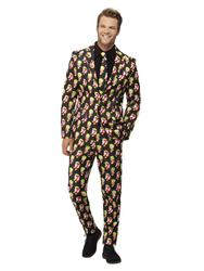 Mens Ghostbusters Stand Out Suit