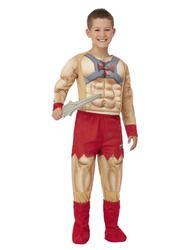 Kids He-Man Costume with EVA Chest
