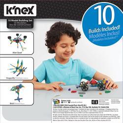 K'NEX 10 In 1 Building Set
