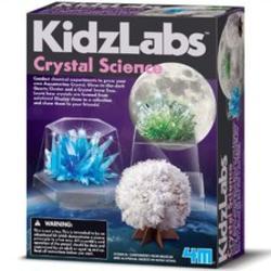 Kidz Labz Crystal Science