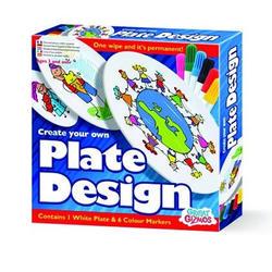 Plate Design Creative Kit