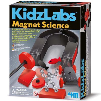 Kidz Labz Magnet Science Set