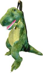 Great Gizmos Green T-Rex Backpack