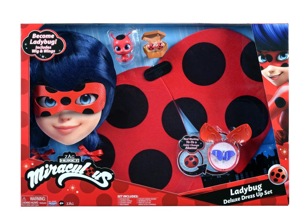 Miraculous Ladybug Deluxe Role Play Set