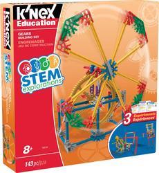 K'NEX STEM Explorations Gears Building Set
