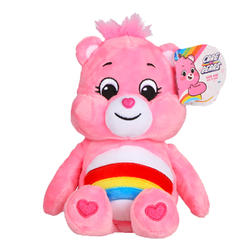 "Bean Plush 9"" Cheer Care Bear"