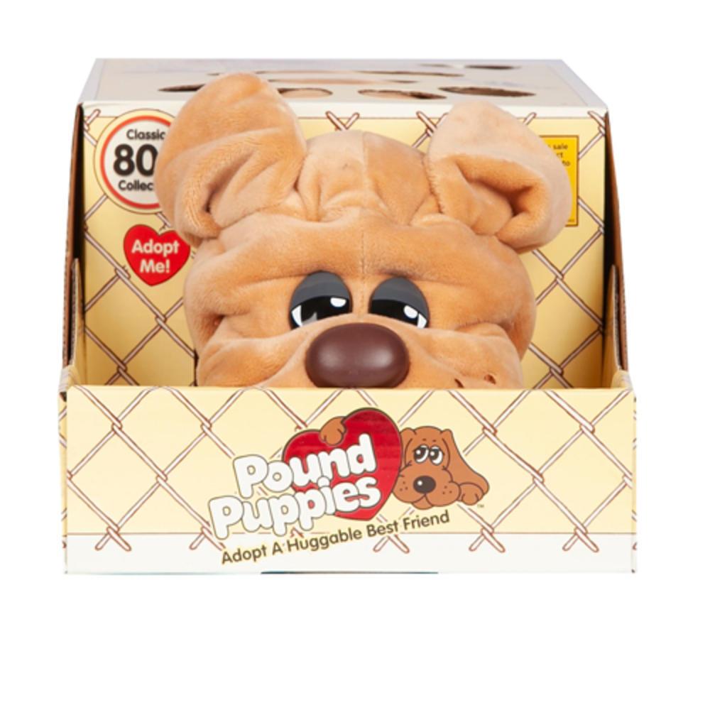 Pound Puppies - Light Brown Rumple Skin