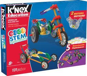 K'NEX STEM Vehicle Building Set