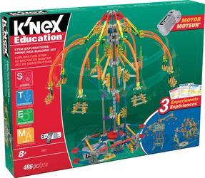 K'NEX STEM Swing Ride Set