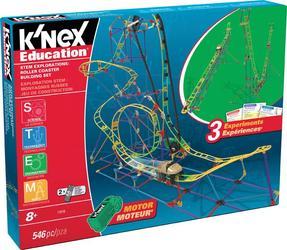 K'NEX STEM Roller Coaster Set