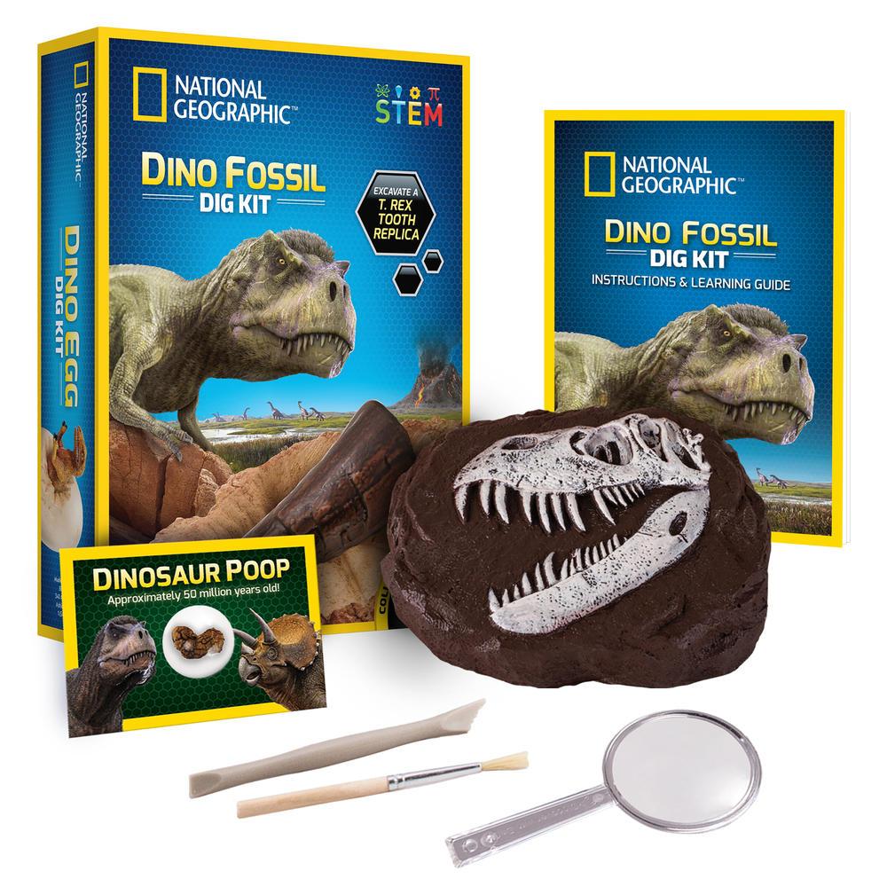 National Gegraphic Dinosaur Dig Kit