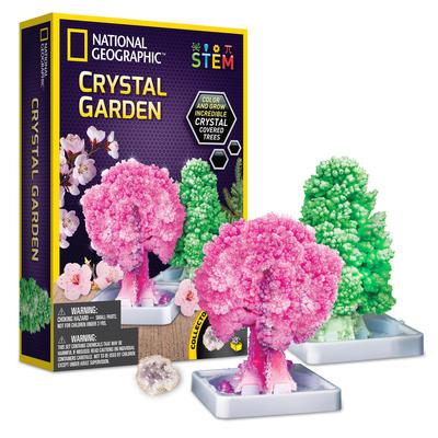 National Gegraphic Crystal Garden
