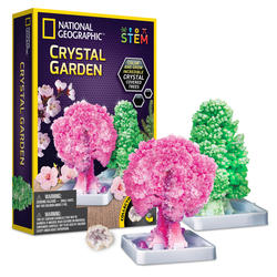 National Gegraphic Crystal Garden