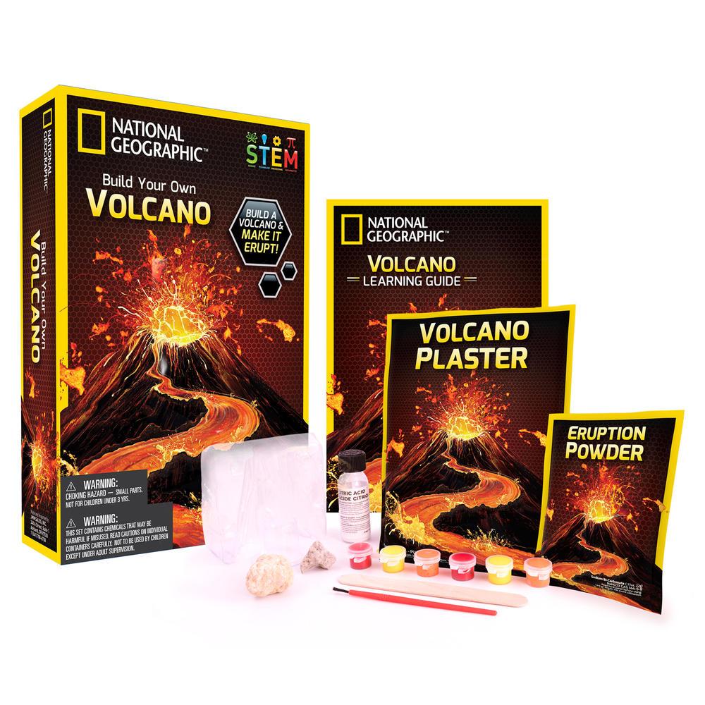 National Gegraphic Volcano Kit
