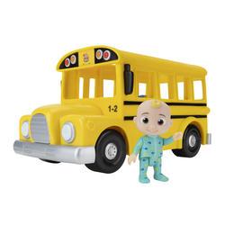 Cocomelon Yellow School Bus