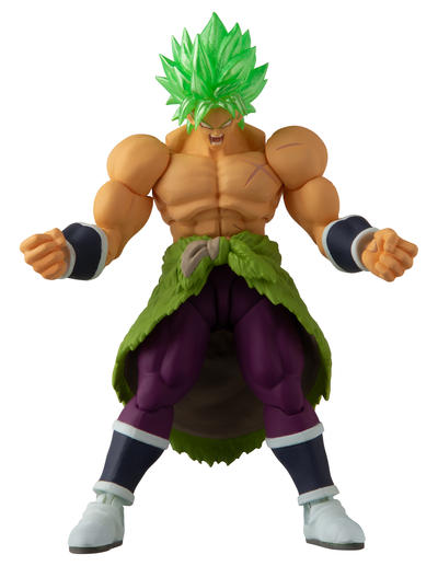 Dragon Ball Evolve Broly Action Figure