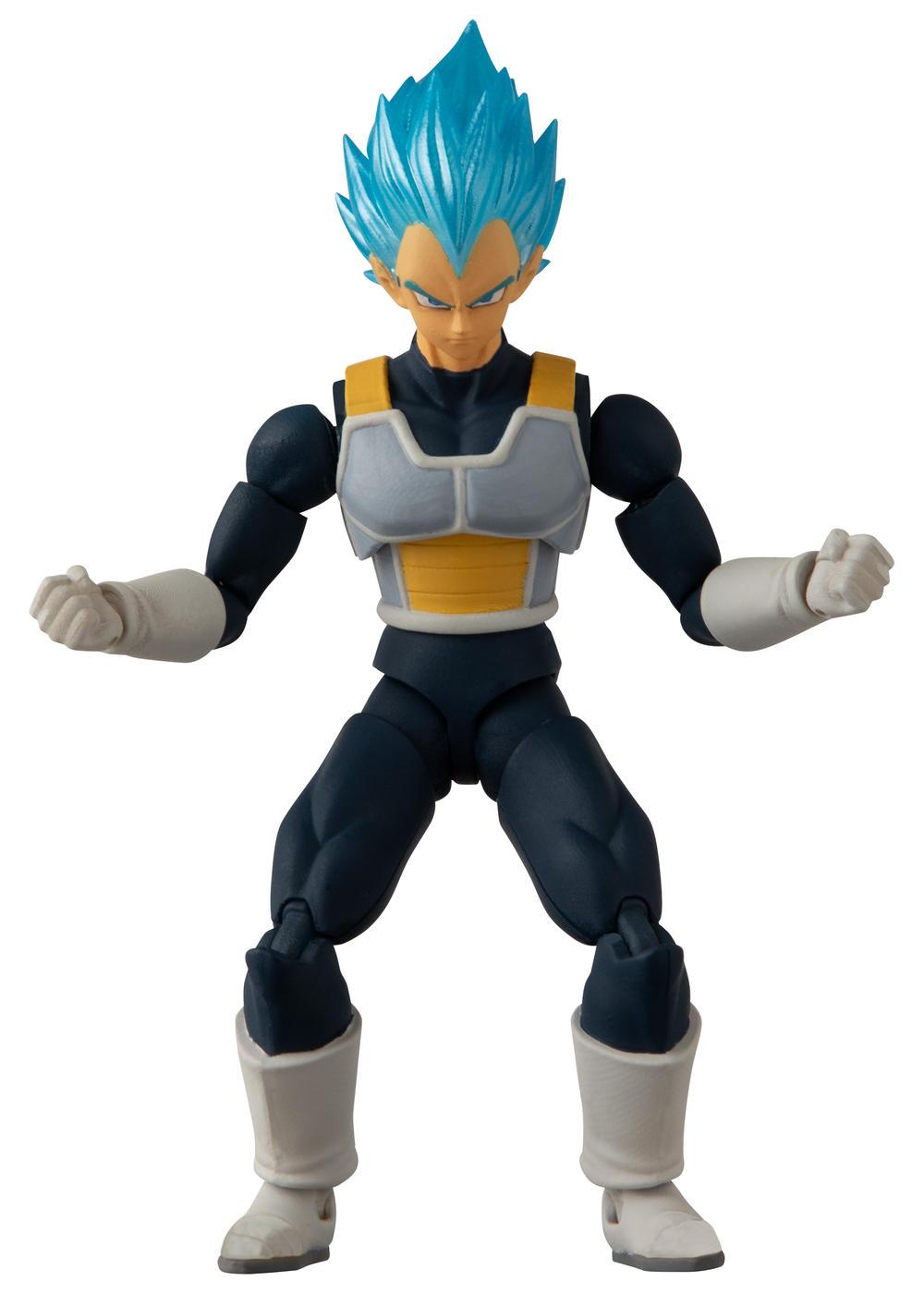 Dragon Ball Evolve Vegeta Action Figure
