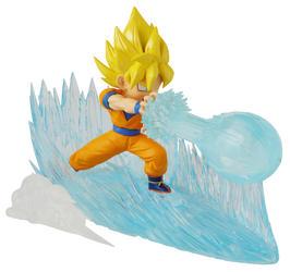 Dragon Ball Final Blast Super Saiyan Goku