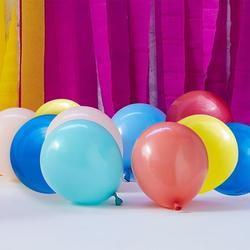 Multi Coloured Balloons