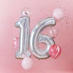 16th Birthday Balloon Bundle