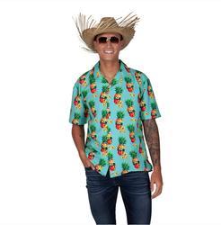 Funky Pineapple Hawaiian Shirt