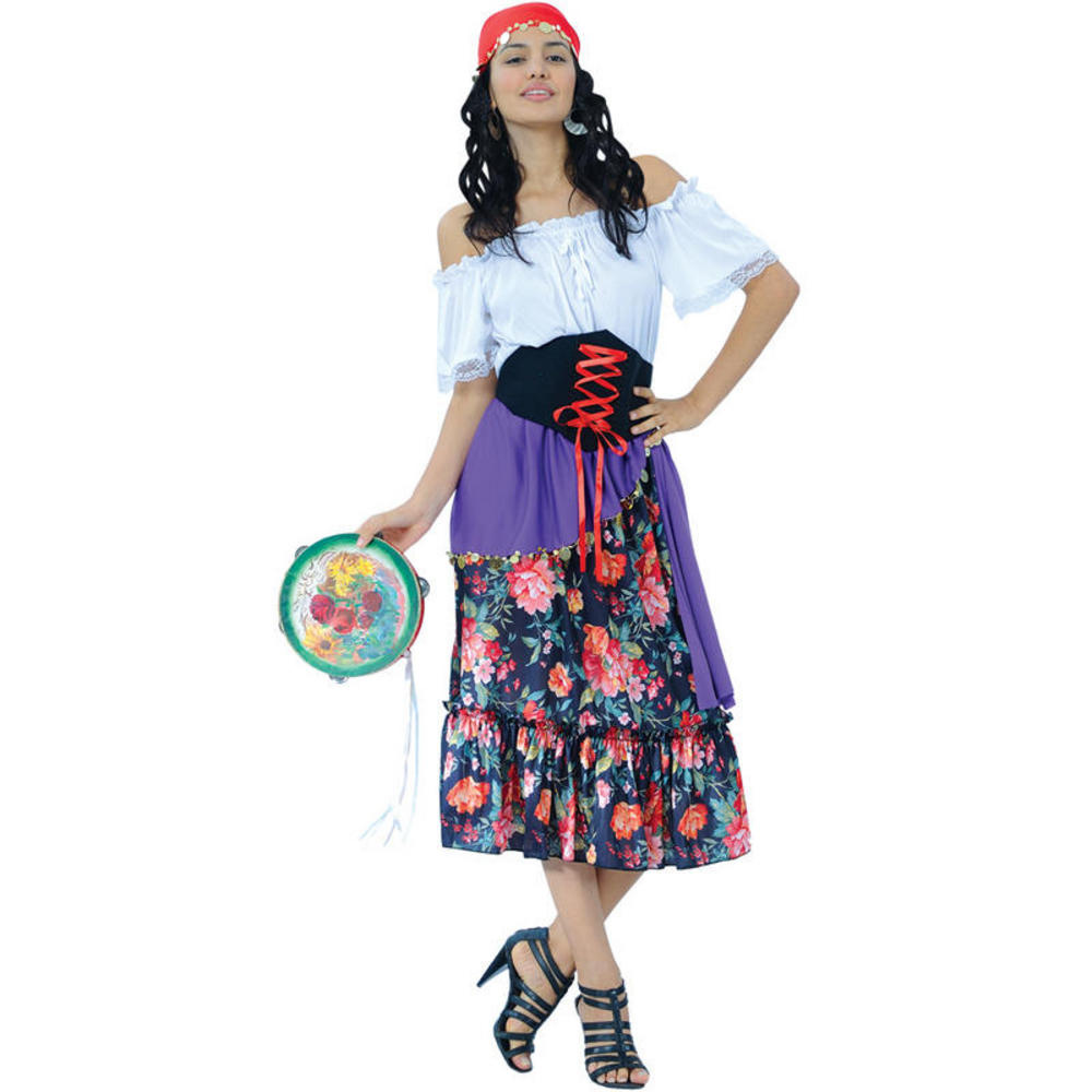 Gypsy Fortune Teller Costume