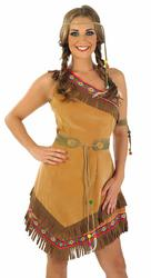 Indian Squaw Costume