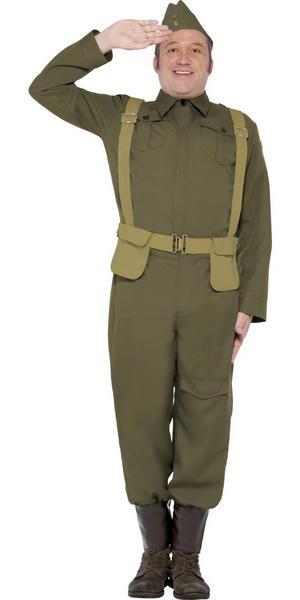 WW2 Home Guard Private Costume