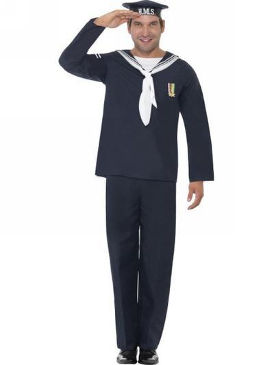 Naval Seaman Costume
