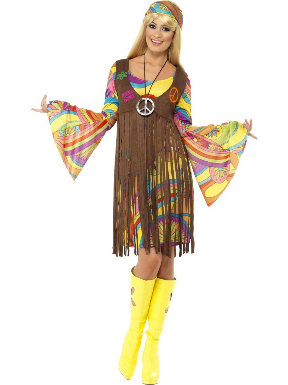 60s Groovy Lady Costume