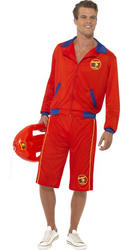 Baywatch Lifeguard Fancy Dress